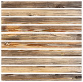 Isolated wood planks for floor design Royalty Free Stock Photos