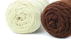 Isolated Yarn Royalty Free Stock Images