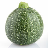 Isolated zucchini Stock Photography