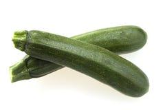 Isolated zucchini Royalty Free Stock Image