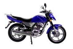 Isolated_motorbike Stock Photo