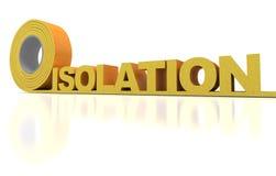 Isolation Royalty Free Stock Image