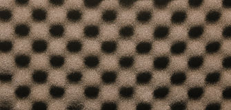 Isolation foam Royalty Free Stock Images