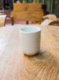 Isolation tea cup Stock Image