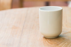 Isolation tea cup Royalty Free Stock Image