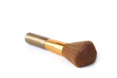 Isolato arrossisce la spazzola Fotografia Stock Libera da Diritti