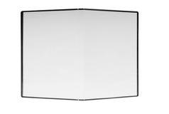 Isolato - caso in bianco DVD/CD Fotografie Stock Libere da Diritti