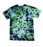 Isolato colorato della maglietta Fotografie Stock Libere da Diritti