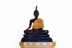 Isolato del Buddha Immagini Stock