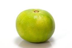 Isolato del limone su fondo bianco Fotografia Stock Libera da Diritti