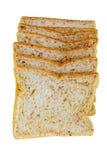 Isolato del pane Fotografia Stock Libera da Diritti