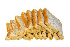 Isolato del pane Fotografie Stock Libere da Diritti