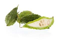 Isolato della frutta di Carilla su fondo bianco Fotografie Stock Libere da Diritti