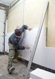 Isolazione della parete Fotografia Stock Libera da Diritti