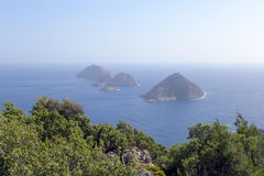 isole Fotografie Stock