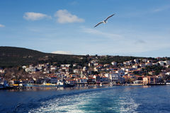 Isole Costantinopoli di principe fotografie stock libere da diritti