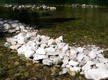 Isole del fiume Fotografia Stock Libera da Diritti
