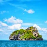 Isole del mare di Andaman Immagine Stock Libera da Diritti