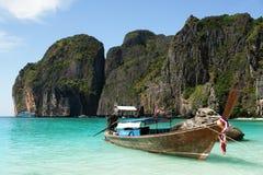 Isole del Phi-phi Immagini Stock Libere da Diritti