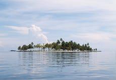 Isole del San Blas nel Panama Immagine Stock Libera da Diritti