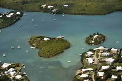 Isole delle Bermude Fotografie Stock Libere da Diritti