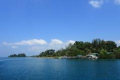 Isole di Andaman dell'India. immagini stock