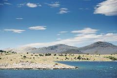 Isole di Kornati Immagini Stock