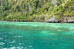 Isole di Phi di Phi Fotografie Stock Libere da Diritti