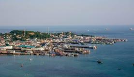 Isole di Samae San Fotografie Stock Libere da Diritti