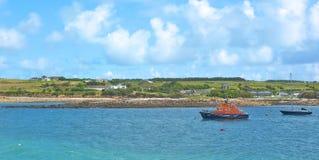 Isole di Scilly Fotografie Stock