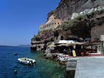 Isole greche fotografie stock libere da diritti