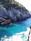 Isole greche sul mar Egeo fotografia stock