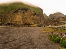 Isole Islanda di Vestmann Immagine Stock