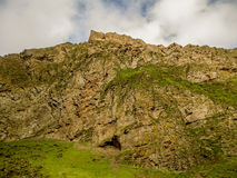 Isole Islanda di Vestmann Fotografie Stock