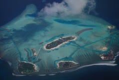 Isole tropicali Immagini Stock Libere da Diritti