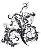 isolerad abstrakt krusidull Royaltyfria Foton