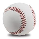 isolerad baseball Royaltyfri Fotografi