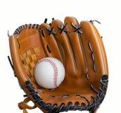Isolerad baseball Arkivfoton