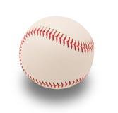 isolerad baseball Arkivbilder