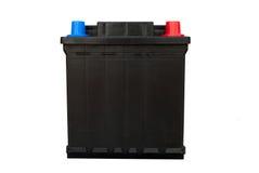 isolerad batteribil Arkivbild