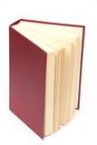 isolerad bok Arkivbild