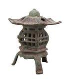 Isolerad brinnande värmeapparat för gammalt orientaliskt kol Royaltyfria Foton