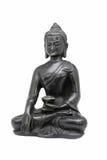 Isolerad Buddha Royaltyfri Fotografi