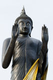 Isolerad Buddha Royaltyfria Bilder