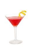 Cosmo martini Arkivfoton