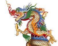 isolerad drake Royaltyfri Fotografi