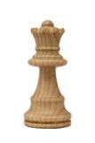 isolerad drottningwhite för bakgrund schack Arkivbilder