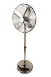 isolerad elektrisk ventilator Royaltyfria Foton