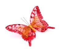 isolerad fjäril arkivfoto