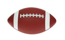 isolerad fotboll Arkivbild